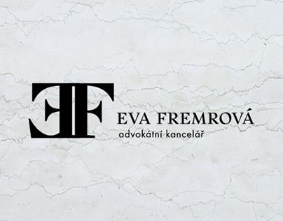 FREMROVA lawyer / logo & CI