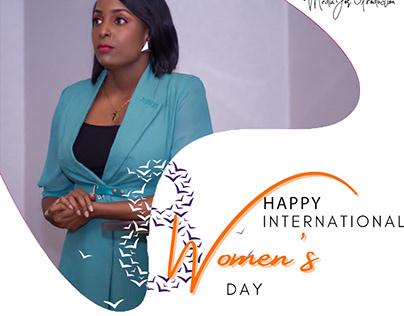 HAPPY WOMEN'S DAY 2021   MEDIA JOS PRODUCTION