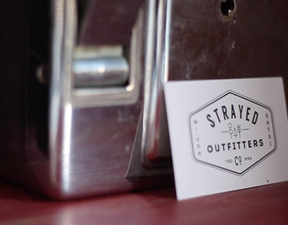 Strayed Outfitters Promotional Video