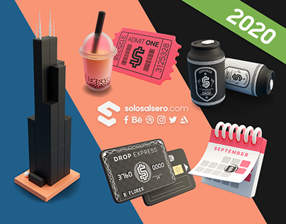 3D Icons Pack Two | Cashdrop
