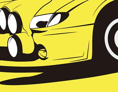 Renault Mégane Kit Car