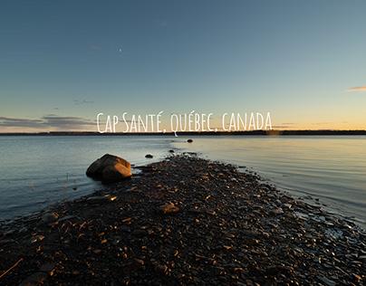 Cap Santé, Qc, Canada