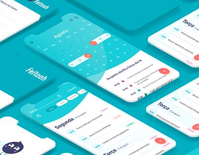 Feitooh - App de lembretes