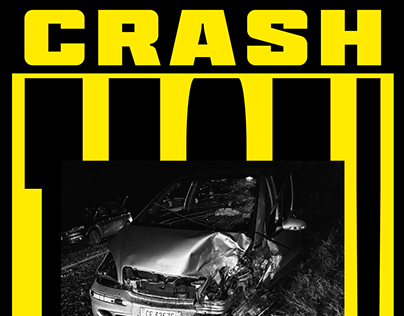 CRASH TEST – Animated poster
