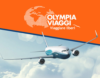 Olympia Viaggi Website // Restyling