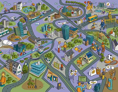 BXL, la ville en devenir