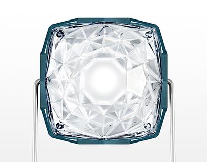 LITTLE SUN Diamond - solar lamp
