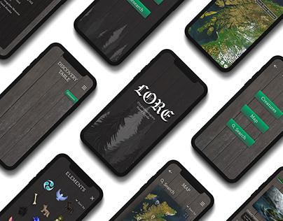 Lore: Cryptozoologists Handguide