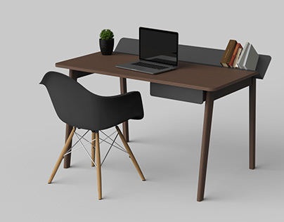 The booker desk