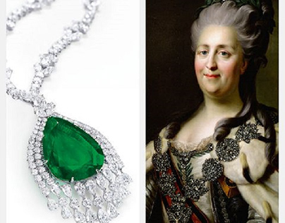 5 Historic Emerald Jewels Sold at Christie's