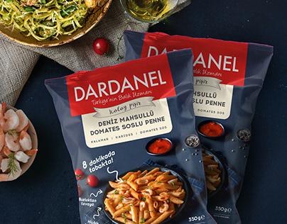 Dardanel Frozen Food Packaging