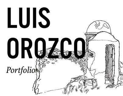Luis Orozco March 2015 Portoflio