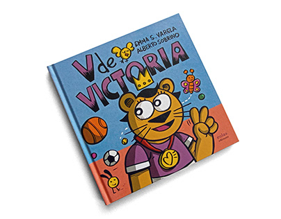 V de Victoria (Álbum ilustrado)