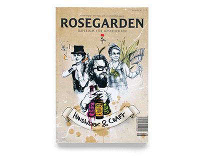 "Rosegarden ""Handwerk & Craft"""