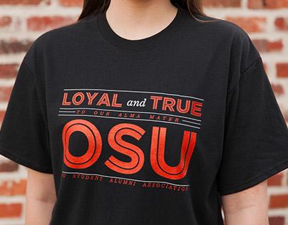 OSU Student Alumni Association Shirt