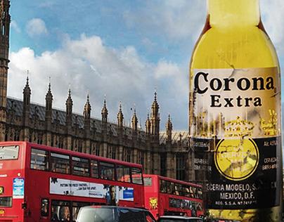 London loves Corona