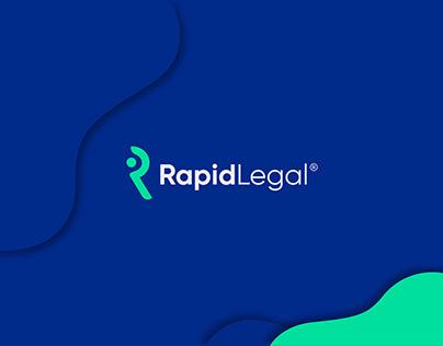 Branding, Web Design, Web Development for Rapid Legal