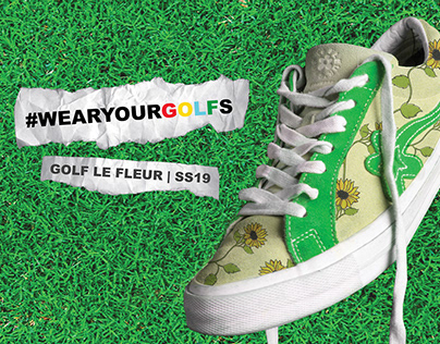 #WEARYOURGOLFS | AD CAMPAIGN