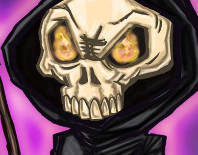 Halloween 2020 [ la Mort ]