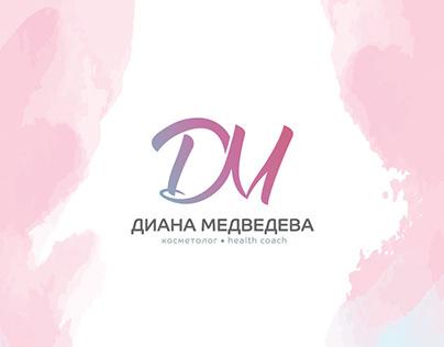 Диана Медведева LOGO