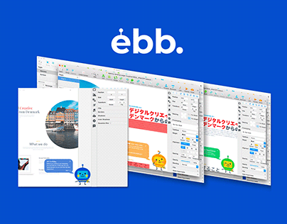 Ebb. – Expand your design horizons... with culture!