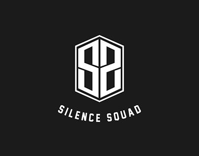 Brand // Silence Squad - Dj's Group