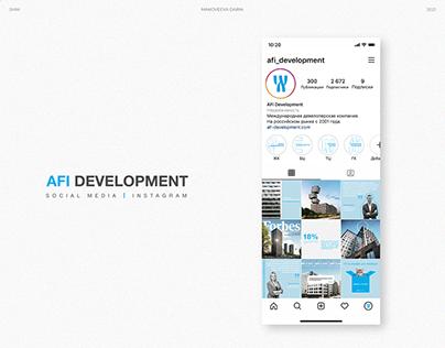 Social Media I AFI Development
