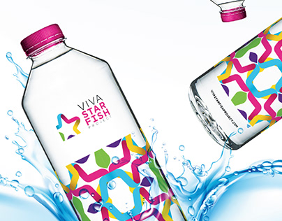 VIVA STARFISH PROJECT - Rebranding