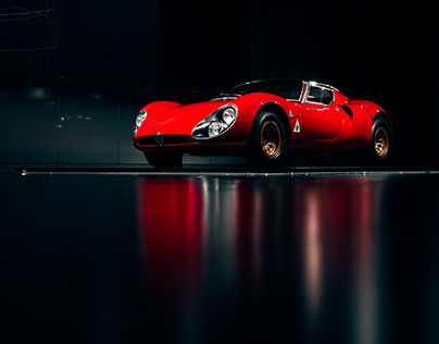 Museo AlfaRomeo Arese - For Petrolicious