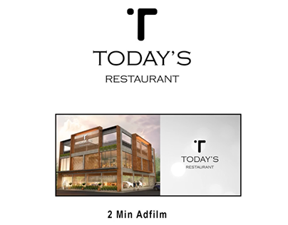 Todays Restaurant Ad film HD