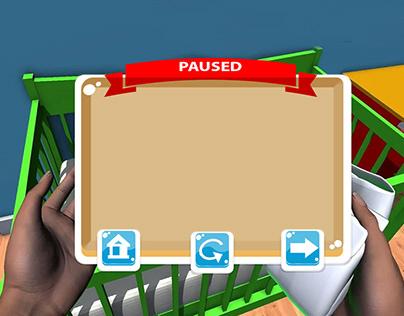 Mother Simulator Game UI