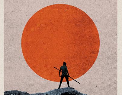 Star Wars - The Last Jedi - Poster Posse