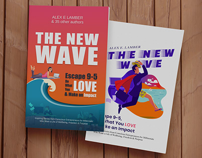 The New Wave Book Cover Redesign
