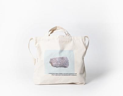 BAG : stone