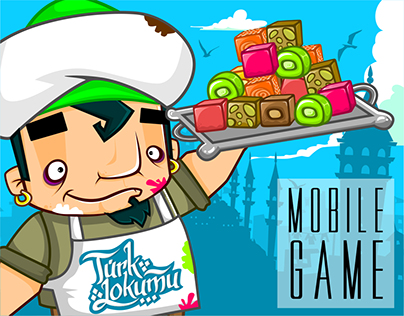 "Mobile Game ""Türk Lokumu"""