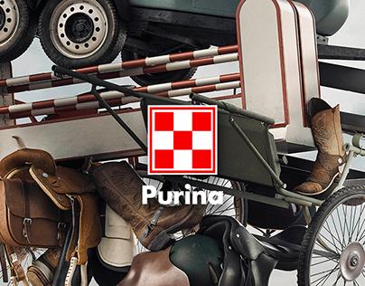 Purina Horse // Print