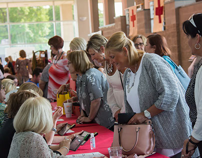 The American Red Cross The Power of The Purse auction