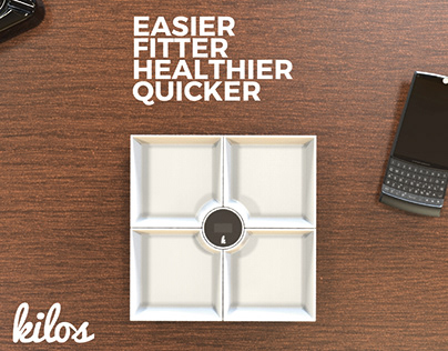 Kilos - Smart plate