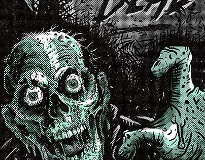Ilustração: Retorno dos Mortos Vivos