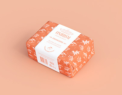 3D visualisation - packaging -