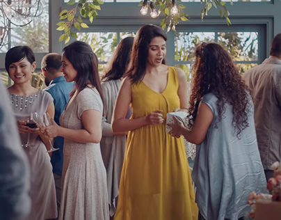 Tanishq Mirayah Ad for Oink Films