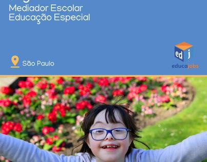 Mediador Escolar - Educação Inclusiva