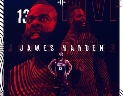 James Harden MVP