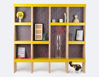 LIBERA | Bookcase