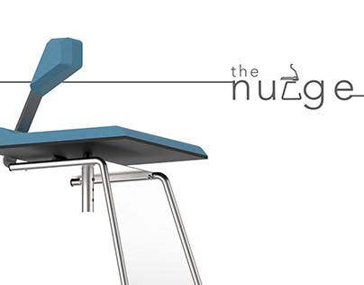 The Nudge - Redesigning the stool.