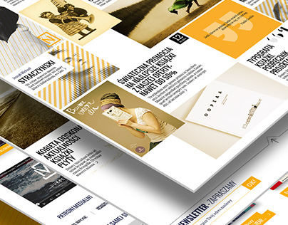 Czwarta Strona / website for a publisher