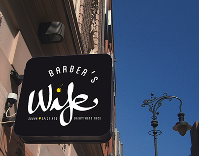 Barber's Wife