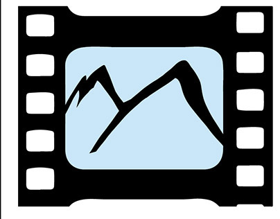 Indigo Mountain Film Festival Logo for School Project