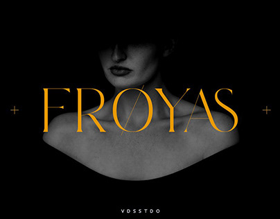 Froyas Serif