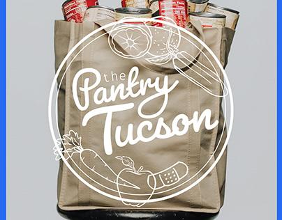 The Pantry Tucson logo